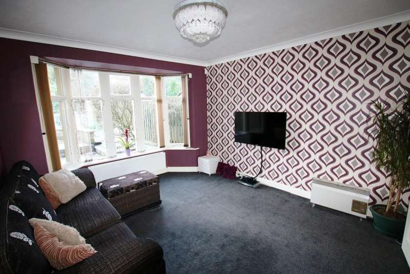 3 Bedrooms Semi Detached House for sale in Montreal Road, Lammack, Blackburn