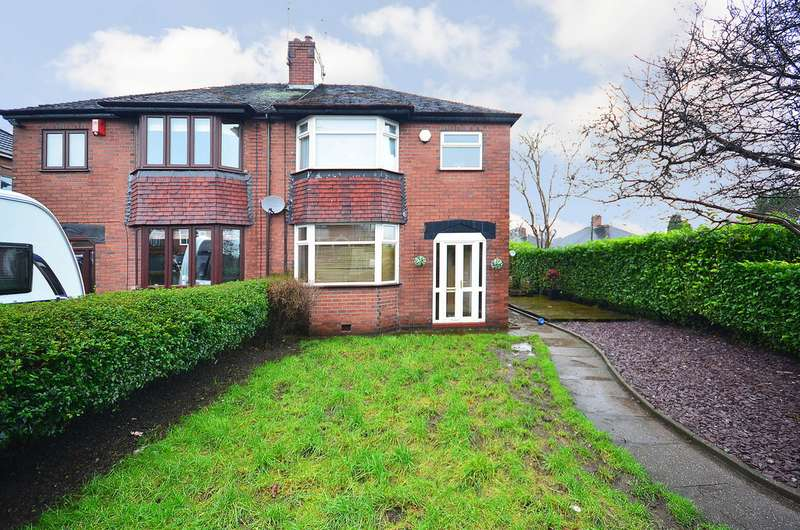 3 Bedrooms Semi Detached House for sale in Leek New Road, Sneyd Green, Stoke-on-Trent ST1