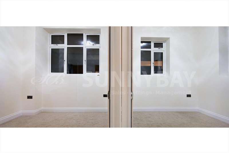 3 Bedrooms Flat for sale in Sterling House, Sutton SM2