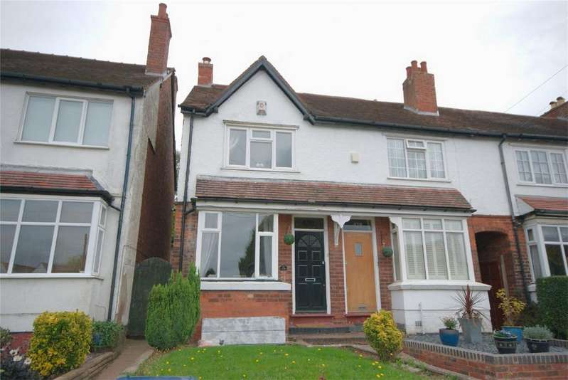 2 Bedrooms End Of Terrace House for sale in Lichfield Road, Four Oaks, SUTTON COLDFIELD, West Midlands