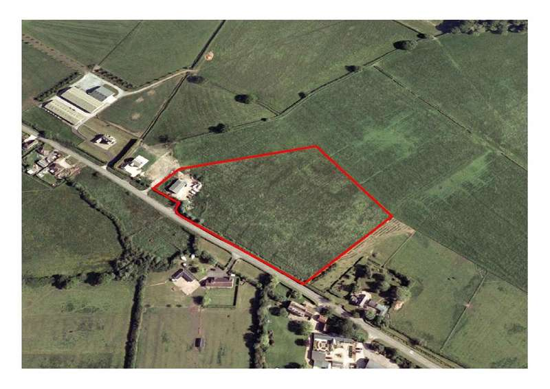 Land Commercial for sale in Sodom Lane, Dauntsey, Chippenham, Wiltshire
