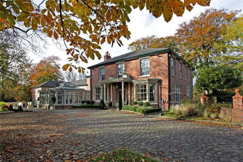 6 Bedrooms Detached House for sale in Nut Bank Lane, Manchester, Greater Manchester, M9