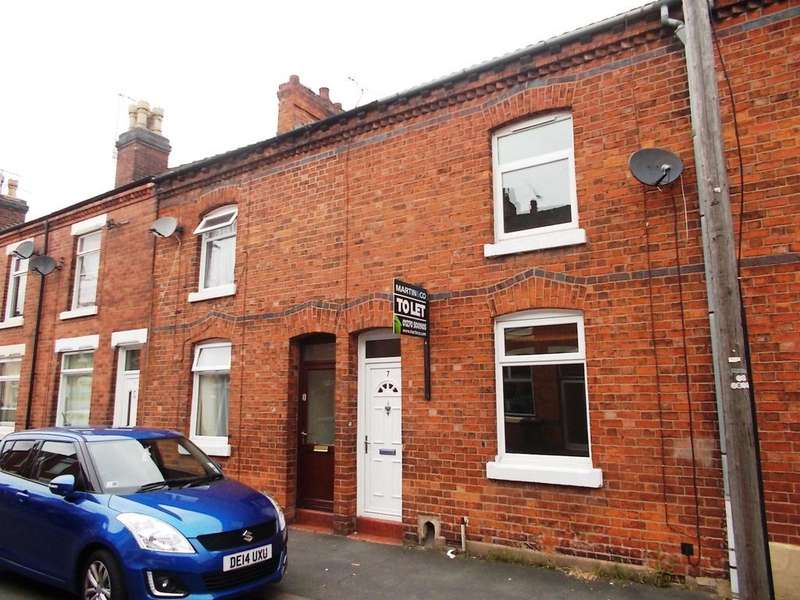 2 Bedrooms Terraced House for sale in Glover Street, Crewe, Cheshire, CW1