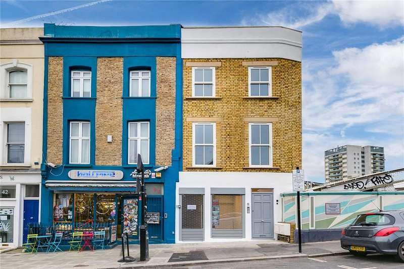 3 Bedrooms End Of Terrace House for sale in Golborne Road, North Kensington, London