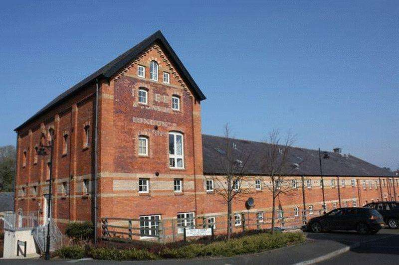 2 Bedrooms Apartment Flat for sale in The Barley Yard, Crewkerne