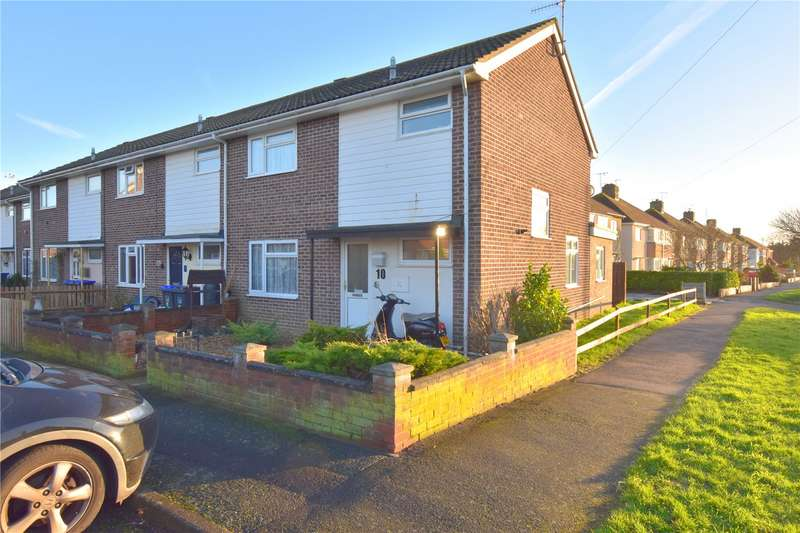 3 Bedrooms End Of Terrace House for sale in Elizabeth Place, Sompting, West Sussex, BN15