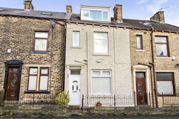 3 Bedrooms Terraced House for sale in Intake Road, Bradford, West Yorkshire, BD2 3NQ