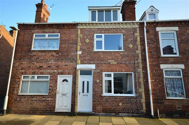 3 Bedrooms Property for sale in Parliament Street, Goole, DN14