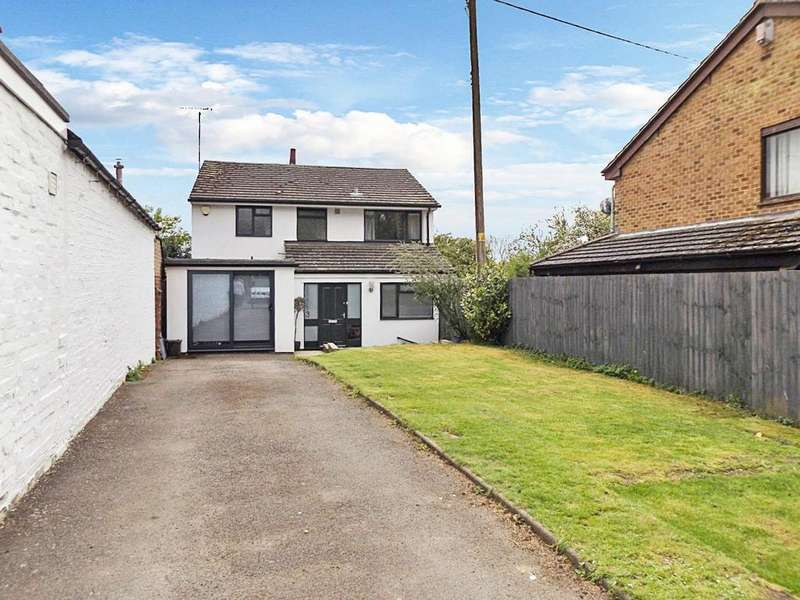 4 Bedrooms Detached House for rent in Nether Green, Clipston, Market Harborough