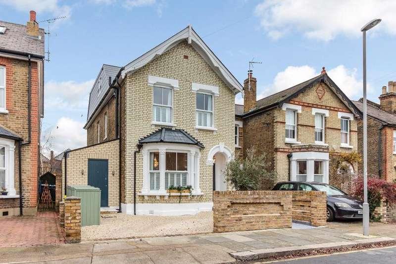 6 Bedrooms Detached House for sale in Gibbon Road, Kingston upon Thames KT2