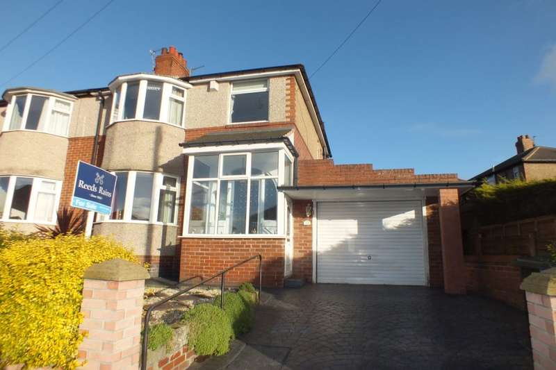 3 Bedrooms Semi Detached House for sale in Burnopfield Gardens, Newcastle Upon Tyne, NE15