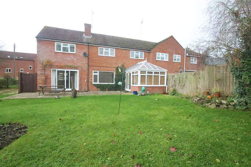 4 Bedrooms Semi Detached House for rent in Leyland Farm Cottage, Main Street, Gawcott