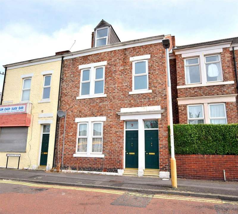 3 Bedrooms Maisonette Flat for sale in Gateshead