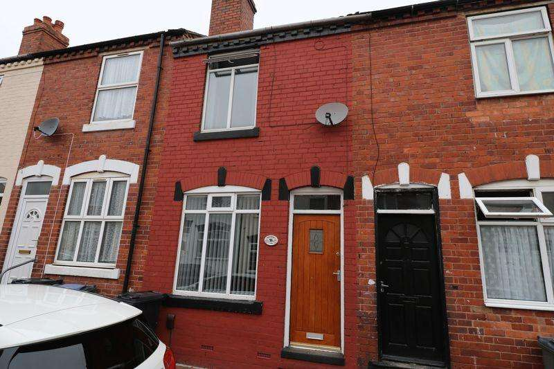 2 Bedrooms Terraced House for sale in Holcroft Street, Tipton