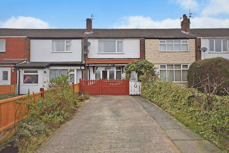 3 Bedrooms Town House for sale in Cheryl Drive, Widnes