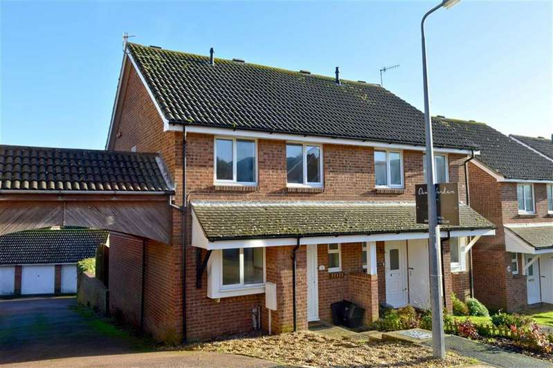 3 Bedrooms Semi Detached House for sale in Chartwell Close, Seaford, East Sussex