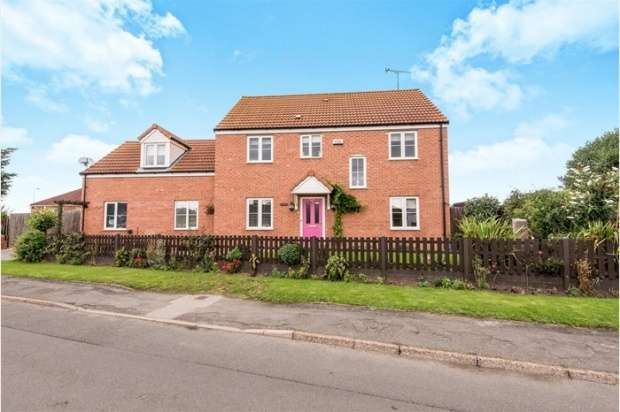 5 Bedrooms Detached House for sale in High Street, Retford, Nottinghamshire, DN22 8AJ