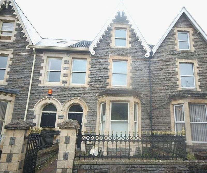 Property for sale in 19 Victoria Gardens, Neath