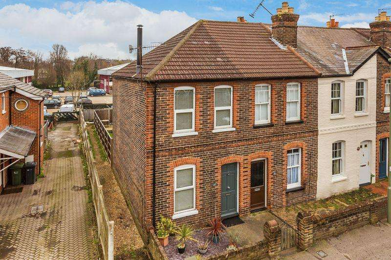 2 Bedrooms End Of Terrace House for sale in Town Centre, Guildford