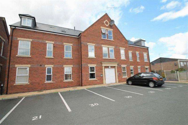 1 Bedroom Apartment Flat for sale in 2 Hedd Wyn, Corunna Court, Wrexham, LL13 8RQ