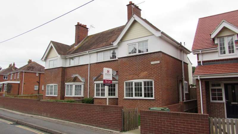 3 Bedrooms Semi Detached House for rent in The Avenue, Freshwater, Isle Of Wight, PO39