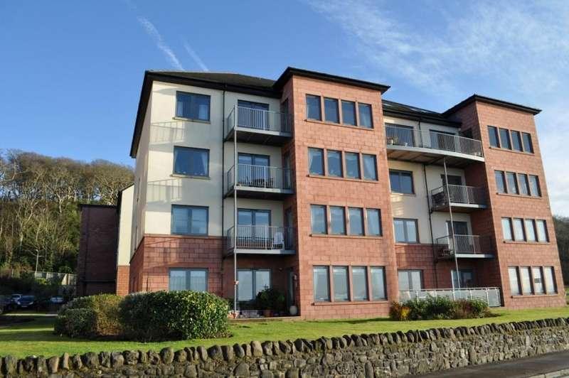 3 Bedrooms Apartment Flat for sale in 2 The Shores, Skelmorlie, PA17 5AZ