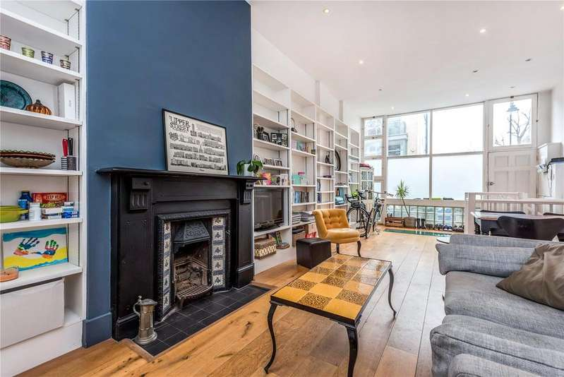 2 Bedrooms Flat for sale in Calabria Road, London, N5