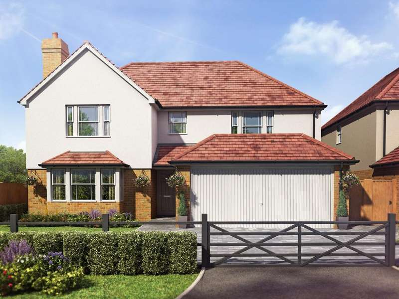 5 Bedrooms Detached House for sale in Loughton Lane, Theydon Bois, CM16