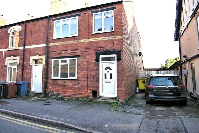 3 Bedrooms Terraced House for sale in MARSTON ROAD, STAFFORD ST16