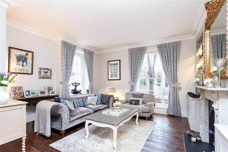 2 Bedrooms Flat for sale in Harecourt Road, London, N1