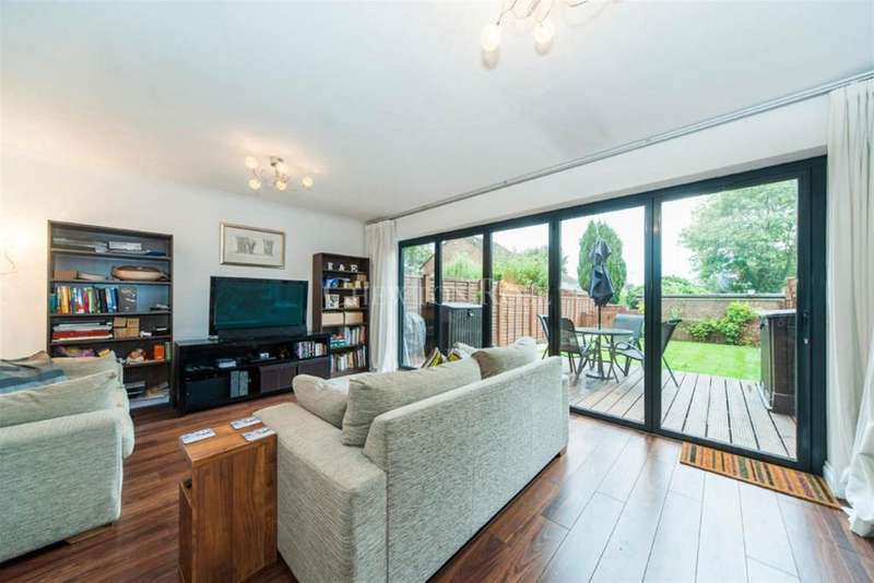 4 Bedrooms Terraced House for sale in Furzebank, Sunninghill