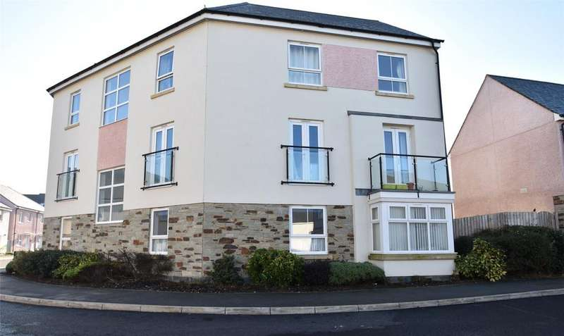 2 Bedrooms Apartment Flat for sale in Button Drive, Newquay