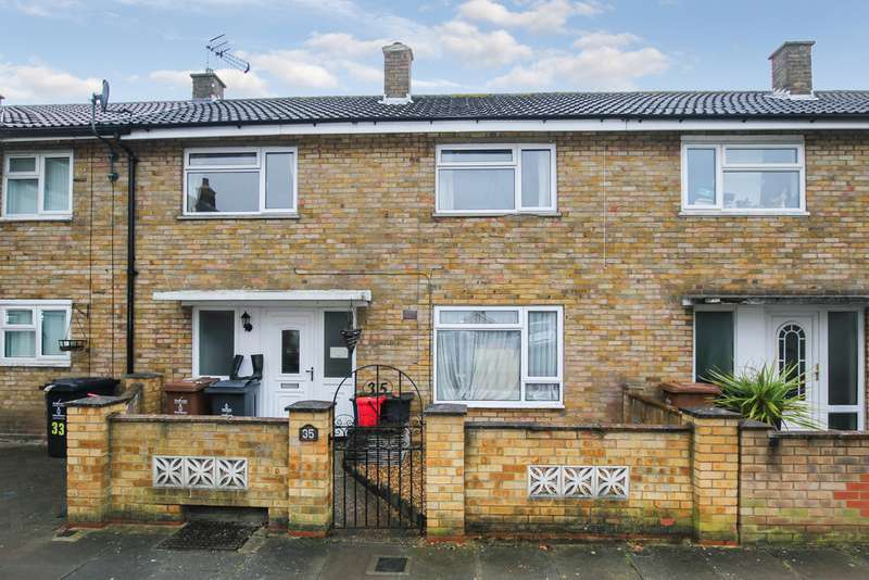 3 Bedrooms Terraced House for sale in Oakfields, Stevenage SG2