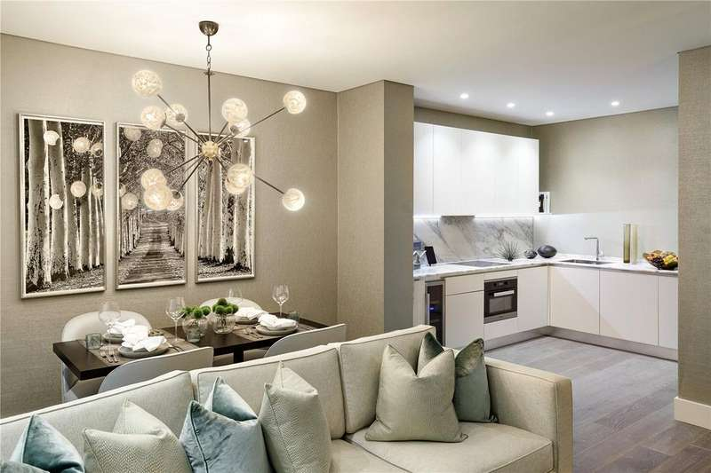1 Bedroom Flat for sale in Castle Lane, London