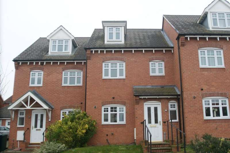3 Bedrooms Town House for sale in Bracken Way, Harworth