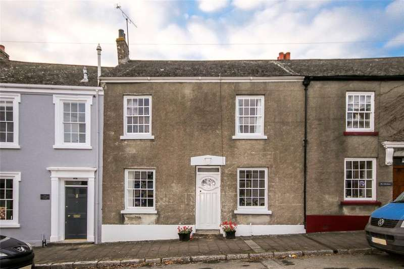 3 Bedrooms Terraced House for sale in Brownston Street, Modbury, Ivybridge, PL21