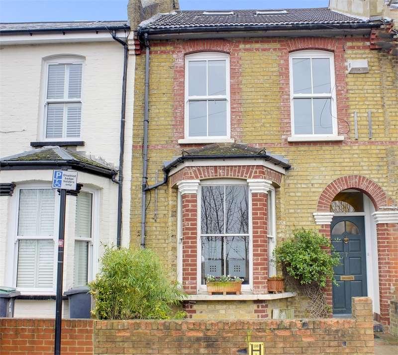 4 Bedrooms Terraced House for sale in Dagmar Road, Alexandra Park, London