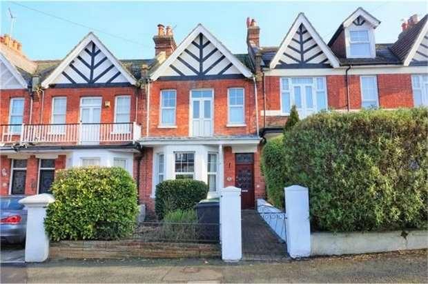4 Bedrooms Terraced House for sale in Elphinstone Road, Hastings, East Sussex