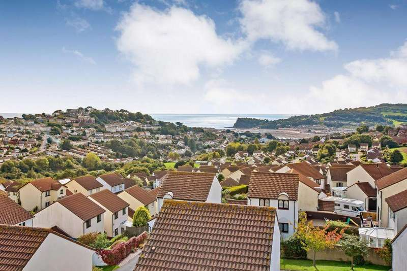 4 Bedrooms House for sale in Keats Close, Teignmouth, TQ14