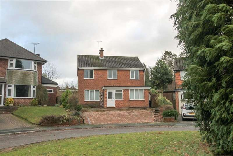 3 Bedrooms Detached House for sale in Cartledge Close, Cuddington