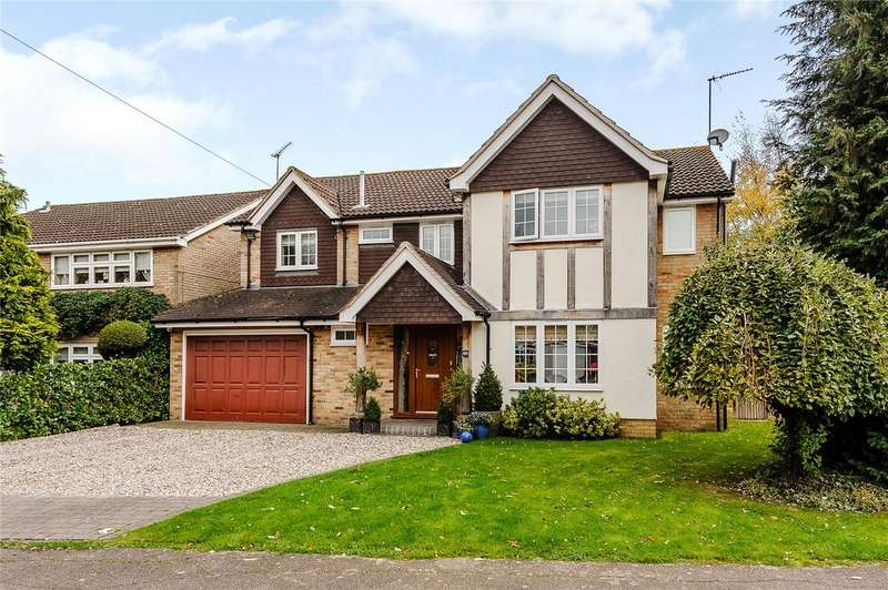 5 Bedrooms Detached House for sale in Avenue Road, Ingatestone, Essex, CM4