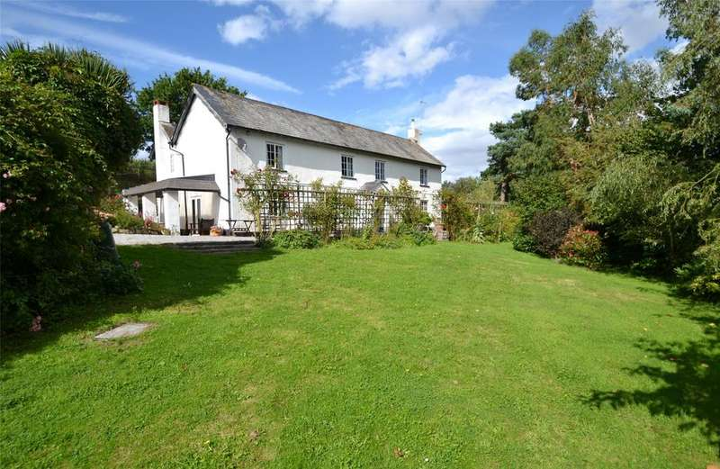 5 Bedrooms Detached House for sale in Washford