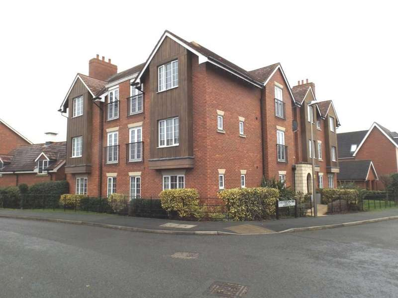 3 Bedrooms Apartment Flat for sale in Chesterton Way, Weston