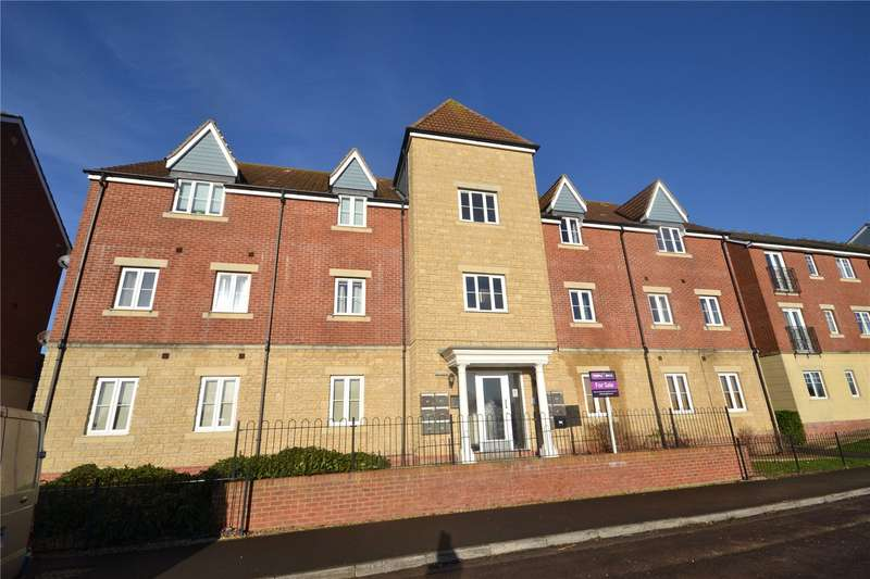 2 Bedrooms Apartment Flat for sale in Riverside Close, Bridgwater, Somerset, TA6