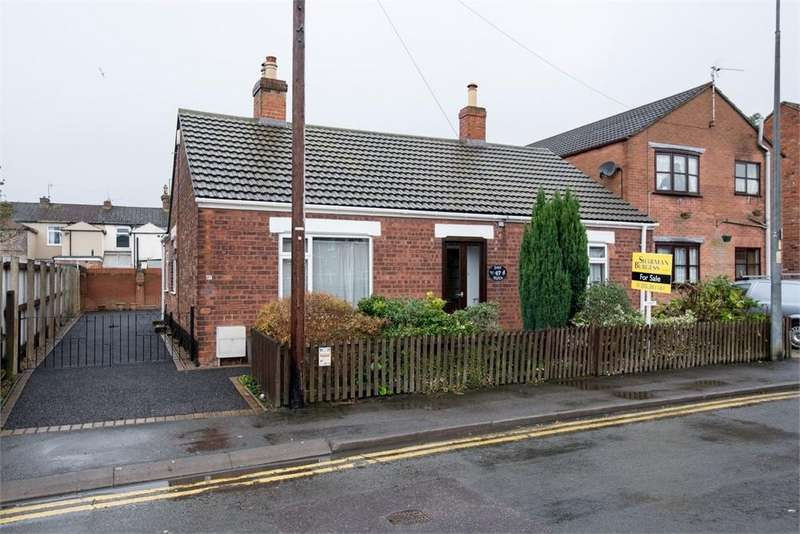 2 Bedrooms Detached Bungalow for sale in Freiston Road, Boston, Lincolnshire