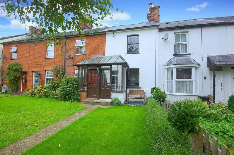 3 Bedrooms Terraced House for sale in Garden Row, Hitchin