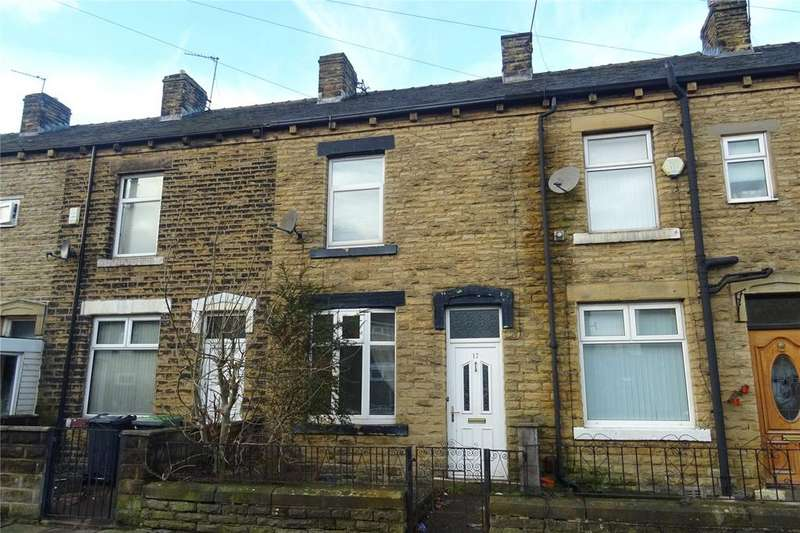 2 Bedrooms Terraced House for sale in Sandygate Terrace, Bradford, West Yorkshire, BD4