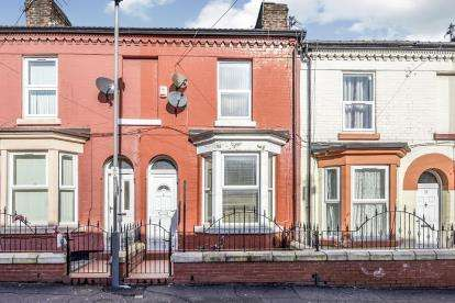 2 Bedrooms Terraced House for sale in Wrenbury Street, Kensington, Liverpool, Merseyside, L7