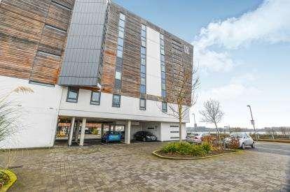 1 Bedroom Flat for sale in Lock 8, The Decks, Runcorn, Cheshire, WA7
