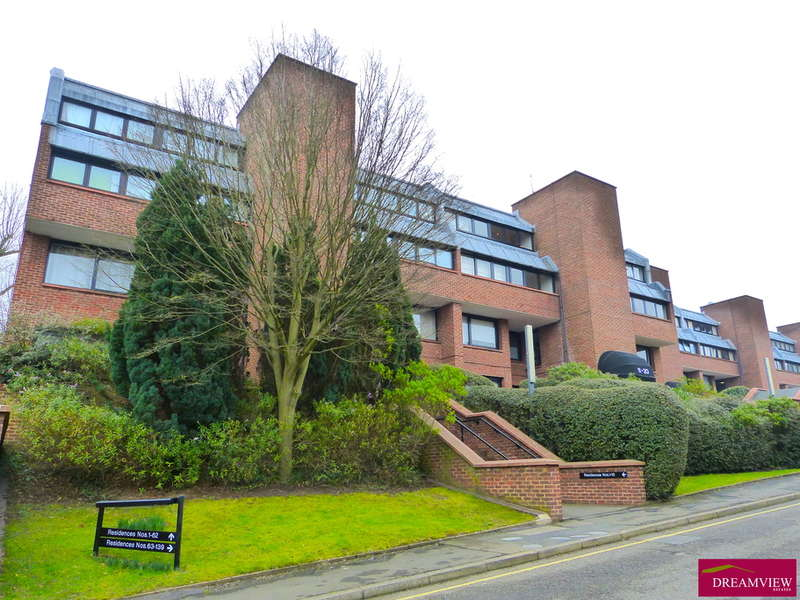 2 Bedrooms Maisonette Flat for sale in BRITTEN CLOSE, off CHANDOS WAY, GOLDERS GREEN, LONDON, NW11